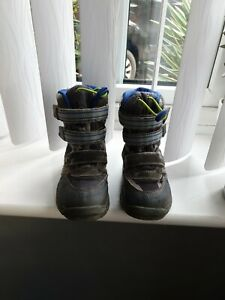 BOYS NEXT WINTER BOOTS CHILD SIZE 9 GOOD CONDITIONtujn
