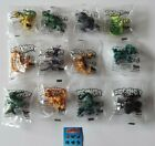 YOW Brands Discovery World Yowie Dinosaurs Complete Set of 12 Dinosaurs Sealed