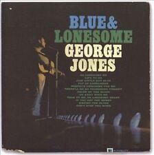 Blue & Lonesome by George Jones cd 18 tracks