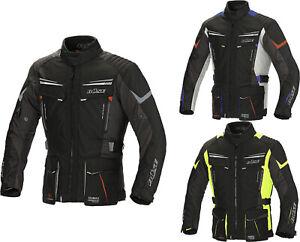 Büse Lago Pro Herren Motorradjacke wasserdicht Touring Jacke mit Protektoren