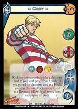 UFS - Street Fighter - Cody 4-Dot - #05/17 - 4-Dot Promo Character Card