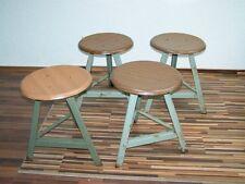 ancien tabouret, Art Déco Tabouret d'atelier, Vintage Bauhaus Design Chaise