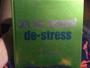 Va Va Voom - De-Stress by Sutcliffe, Jenny | Very Good Condition | Free Post