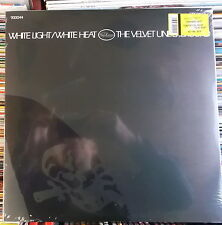 THE VELVET UNDERGROUND LP: WHITE LIGHT/WHITE HEAT (2008, NEU; 180 GRAM; BONUS)