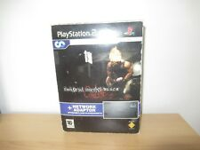 TWISTED METAL BLACK ONLINE + networkadaptor-Playstation 2 (PS2) New & Sealed