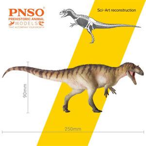 PNSO Allosaurus Paul Model Allosauridae Dinosaur Figure Animal Collector Decor