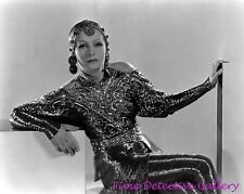 "Actress Greta Garbo in ""Mata Hari"" (5) 1931 - Celebrity Photo Print"