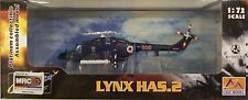 Easy Model MRC 1/72  LYNX HAS.2 RAF 815NAS Built Up Helicopter Model 37093