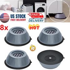 8pcs Anti Vibration Washing Machine Support