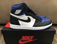 Nike Air Jordan 1 Retro High OG Royal Toe Size 8 NEW Game Royal Blue