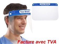 Visière de Protection Visage Yeux Anti Projection Postillons Envoi de FRANCE