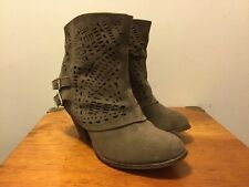 Naughty Monkey Womens Boots - Size 8.5
