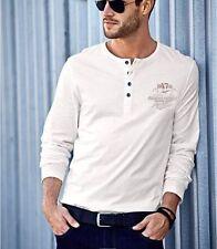 Moderne Markenlose Langarm Herren-Freizeithemden & -Shirts