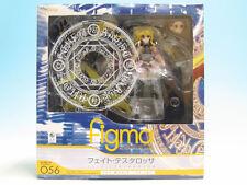 figma 056 Fate Testarossa: The MOVIE 1st ver. Magical Girl Lyrical Nanoha Th...