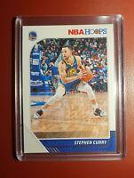 2019-20 NBA 🏀 Panini Hoops Base #59 Stephen Curry ( mint low range card )..