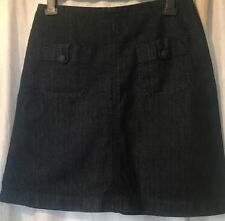 Boden Denim Skirt Size 12