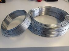Garden Yard fencing landscaping steel wire/ Galvanised Tie Wire 75m*0.7mm--$3.00