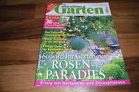 MEIN SCHÖNER GARTEN 3/2007 - ROSEN-PARADIES / GARTENECKE AUFPEPPEN / Erfolgstipp