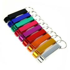 1Pc Bottle Opener Key Ring Chain Keyring Keychain Metal Bar Claw New Beer P H8V4