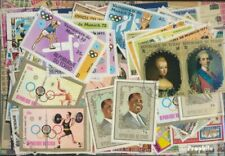 Chad sellos 300 diferentes sellos