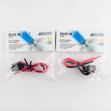Splice Type Headlight Wiring Harness by Nokya H4/9003 QTY=2 NOK9101