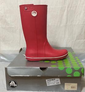 Stivale da pioggia in gomma Crocs