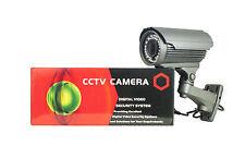 """1/3"""" SONY 2.8-12mm 1.4MP BULLET CCTV 40M IR ZOOM LENS IP65 NIGHT VISION CAMERA"""