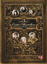3 contes merveilleux Blanche neige, Barbe bleue, Cendrillon DVD NEUF
