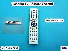 Toshiba Television TV Remote Control Replacement CT-90126 **Brand NEW** (C10)