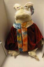 Rygel The Xvi Plush Animal Farscape W Tag Rare #61000 Toy Vault Life Size