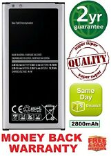 Brand New Compatible Fits For Samsung Galaxy S5 Battery EB-BG900BBU 2800mAh G900