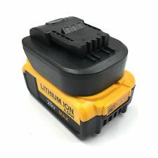 adapter for dewalt DCB200 20V battery convert for Worx 3551.1/3553 battery use