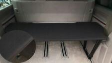 VW T5 & T6 Multivan Multiflexboard Uni Schwarz inkl.MDF Platte 53 cm Hoch