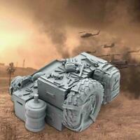 1/35 Resin Science fiction Soldier Robot Gunner Unpainted Unassembled G1N0