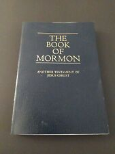 The Book of Mormon Another Testament of Jesus Christ 2013 Bible