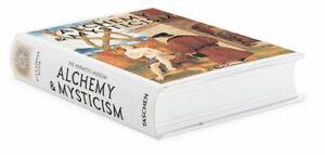 """ALCHEMY & MYSTICISM (8""""x6""""x2"""") by Alexander Roob Taschen ~ BRAND NEW HARDCOVER~"""