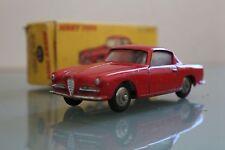Dinky Spielzeug Frankreich Alfa Romeo 1900 Super SPRINT REF 24 J 1959
