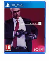 Hitman 2 Playstation 4 PS4 **BRAND NEW SEALED!!**