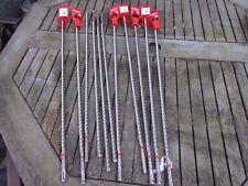 Hilti 12mm x 610mm SDS plus Hammer drill bit TE-CX 12/61 Made in Germany