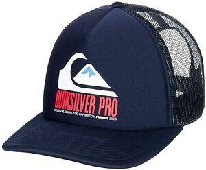 Quiksilver Pro France Surfer Trucker Cap navy