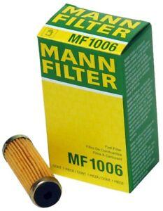 Fuel Filter-VIN: 5, GAS, CARB, Natural MANN MF 1006