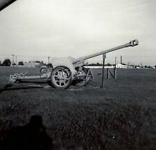 WWII German Captured Artillery- APG MD- Cannon- AA Gun- ATG- 1950s- #5