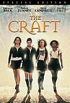 The Craft DVD Andrew Fleming(DIR) 1996