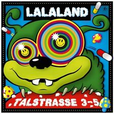 TALSTRASSE 3-5 - LALALAND   CD NEU