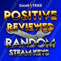 3 Random Steam Keys -  POSITIVE Reviewed Games - Fast Delivery