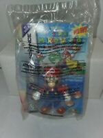 Gameboy Advance Super Mario World Figure RARE WENDY's KID MEAL TOY NEW IN PACK