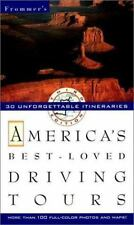 Frommer's America's Best-Loved Driving Tours Association, Automobile Paperback