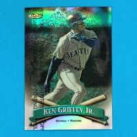 1998 Finest Refractor KEN GRIFFEY JR #100 W/ COATING SEATTLE MARINERS HOF