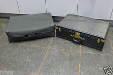Louis Vuitton Alzer 75 Black EPI Leather Special Order Suitcase Including Cover