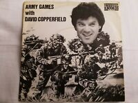 "David Copperfield - Army Games 7"" Vinyl Single"
